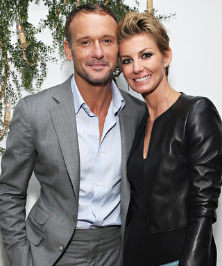 Tim McGraw Just Posted an Adorable Throwback for Faith Hill's Birthday