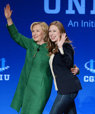 Here's What Chelsea Clinton Says She Learned from Hillary While Growing Up