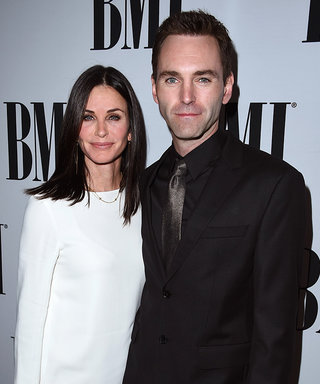 Johnny McDaid Gets a Tattoo of Courteney Cox's Initials—Find Out Where the Musician Got Inked!