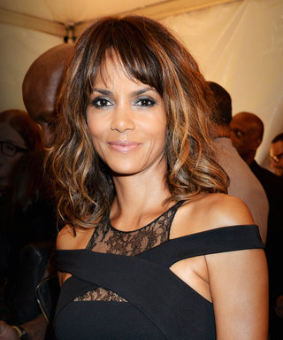 Halle Berry Shares Adorable Childhood School Photo of Herself