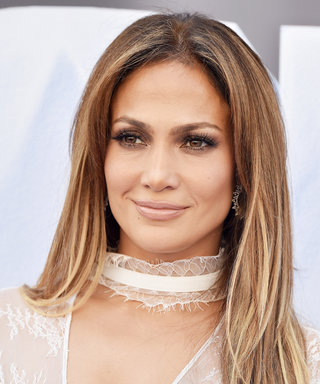 Jennifer Lopez Shares a Sexy Selfie from Back in the Studio