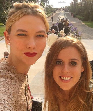 "Karlie Kloss Boasts of Her Royal ""Wedding Date"": Princess Beatrice"