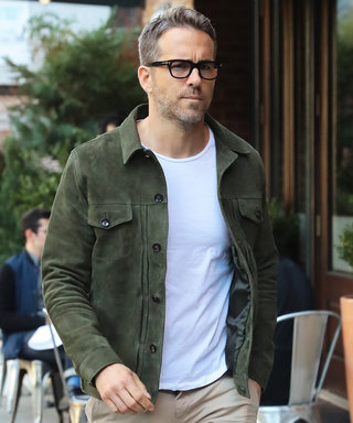 Ryan Reynolds Steps Out in N.Y.C. and Is Officially the Hottest Dad Ever