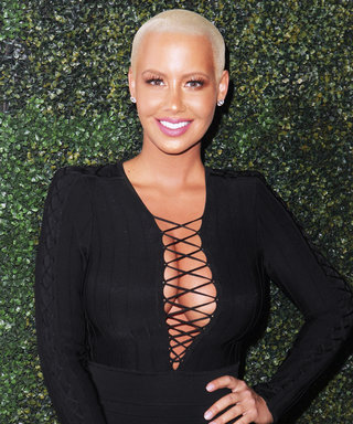 Amber Rose Gave Herself a Beauty Transformation for 'Dancing with the Stars'