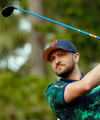 Justin Timberlake Remembers Arnold Palmer in a Touching Tribute