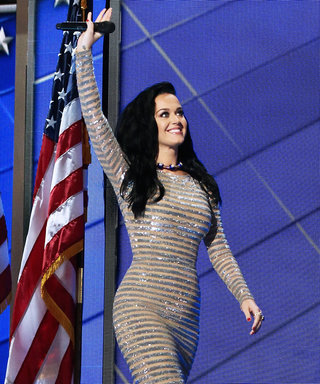 Watch Katy Perry Get Naked at the Polls in This Hilarious #VoterRegistrationDay Video