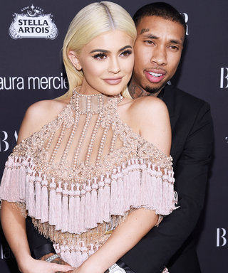 Kylie Jenner and Tyga Get Close in the New Alexander Wang Fall 2016 Campaign Video