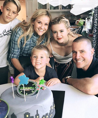 Reese Witherspoon Shares Family Photo from Her Youngest Son's 4th Birthday Party