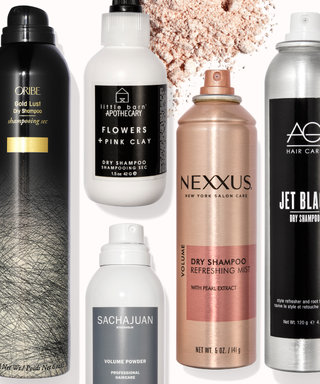 The Best Dry Shampoos for Every Hair Need