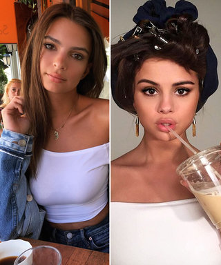 15 Stars Who Love Drinking Coffee and Aren't Afraid to Show It