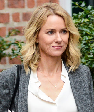 Naomi Watts Steps Out on Her 48th Birthday in Polished Fall-Ready Neutrals