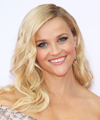 Reese Witherspoon Exudes Dallas Charm in Lacy Separates