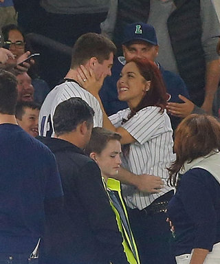 Guy Loses—Then Finds!—Engagement Ring During Yankees Game Proposal