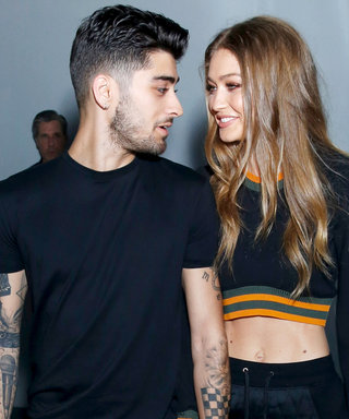Is Zayn Malik's New Tattoo a Tribute to Girlfriend Gigi Hadid?