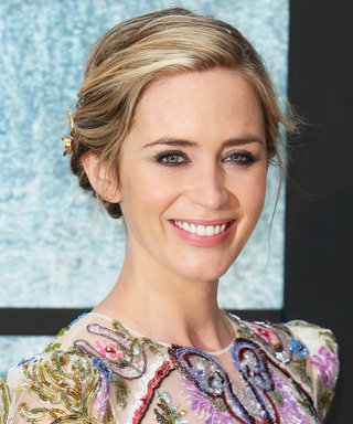 Emily Blunt's 2-Year-Old Daughter Hazel Has Picked Up a New York Accent