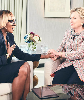 Watch Mary J. Blige Interview Hillary Clinton for Her New Apple Music Show