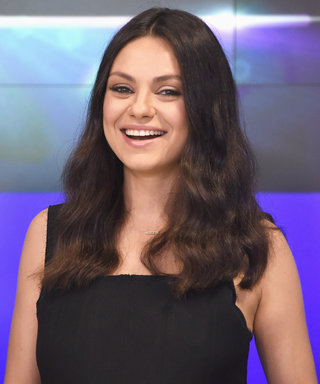 Mila Kunis Bares Her Bump in a Tight Tee and Leggings While Out in L.A.