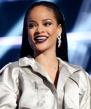 Rihanna Went on the Cutest Manicure Date
