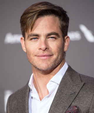 Chris Pine's Perfect Day Will Make Your Heart Melt