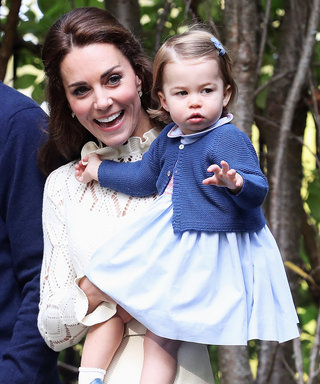 Kate Middleton's Cream Dress for an Afternoon with Her Kids Is Straight Out of a Fairy Tale