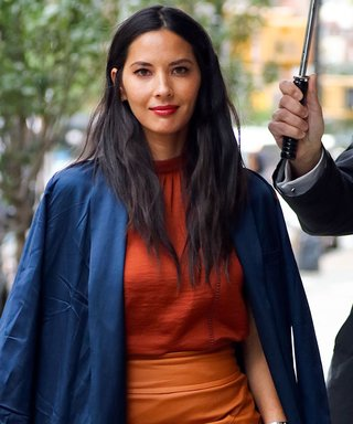 Olivia Munn Is All About Orange in the Ultimate Autumn Ensemble