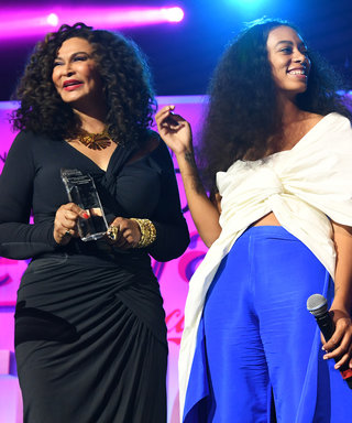 Tina Knowles Is the Proudest Mom After Solange Drops New Album, A Seat at the Table