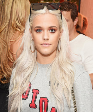 A Glittery Pink Lip Tutorial, Courtesy of Lottie Tomlinson