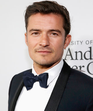 This Adorable Video of Orlando Bloom High-Fiving Kids Will Make Your Day