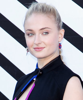 Sophie Turner's Cutout Strategy Is Unrivaled at Louis Vuitton's PFW Show