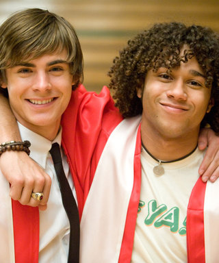 Zac Efron Just Had the Most Epic Reunion with His High School Musical Co-Stars