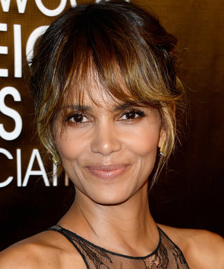 Halle Berry Fangirls Over Adele in the Best T-Shirt Ever