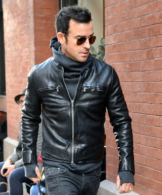 "Jennifer Aniston Will ""Kill"" Justin Theroux if He Buys Another Leather Jacket"