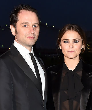 Keri Russell and Matthew Rhys Are a Perfect Match in Their Black-Tie Ensembles