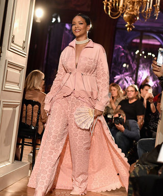 Rihanna Gives Fans a Behind-the-Scenes Look at Her Fenty X Puma Paris Show