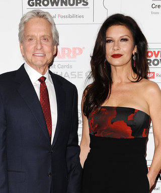 Michael Douglas and Catherine Zeta-Jones's Two Kids Are All Grown Up in New Family Photos