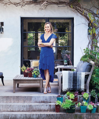Take a Look Inside Amber Valletta's Santa Monica Abode