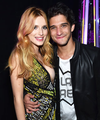 Bella Thorne and Teen Wolf's Tyler Posey Cuddle Up in a Sizzling-Hot Swimsuit Photo