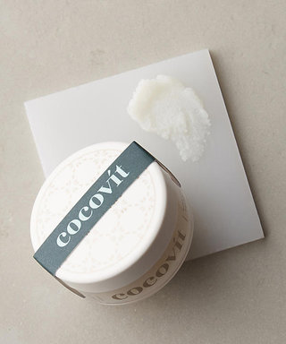This Coconut Oil Lip Polish Will Keep Your Kisser Kissable