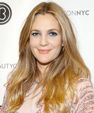 Drew Barrymore Shares the Cutest Photo of Her Two Little Girls Meeting Hillary Clinton