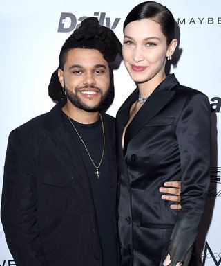 The Weeknd Cozies Up to Birthday Girl Bella Hadid in the Sexiest 'Gram