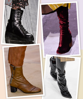 Your Fall Boot Guide: Shop the 5 Biggest Trends of theSeason