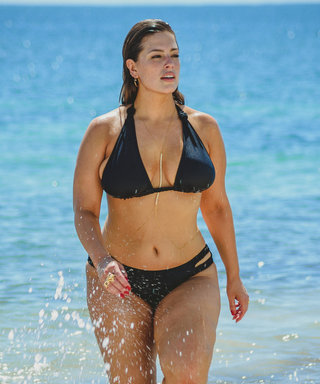 Ashley Graham Celebrates Her 29th Birthday with a Bikini-Filled Girls' Weekend in Cancun