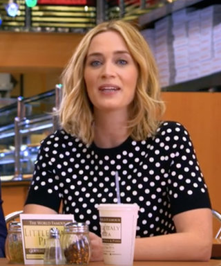 Emily Blunt's Hilarious SNL Promos Have Us Very Excited for Saturday Night