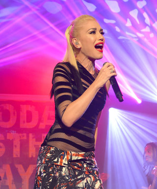 Gwen Stefani Is Performing at the White House for the Italy State Dinner