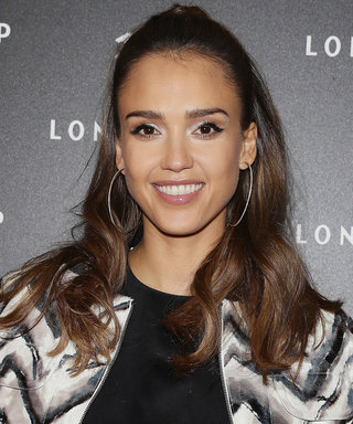 "Jessica Alba ""Geeks Out"" Over Meeting Sheryl Sandberg"