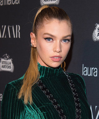 Supermodel Stella Maxwell Is the New Face of Max Factor