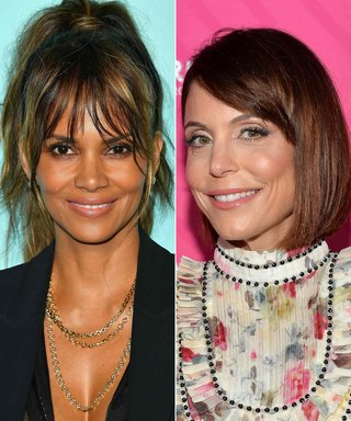 You Need to See Bethenny Frankel and Halle Berry's Retro Pageant Throwback