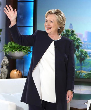 """Hillary Clinton Has the Best Reaction to Her """"Debate Dance-Off"""" with Ken Bone"""