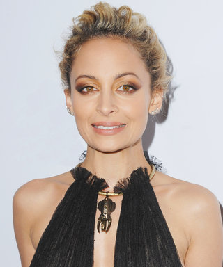 Nicole Richie Just Posted the Most Epic '80s Throwback with Her Parents