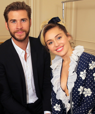 Miley Cyrus and Liam Hemsworth Are Too Cute at the Variety Power of Women Luncheon